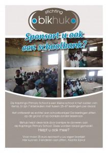 Schoolbank Kaphingo