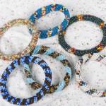 Samburu-Style Armbanden in diverse kleuren